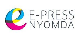 E-Press nyomda logo